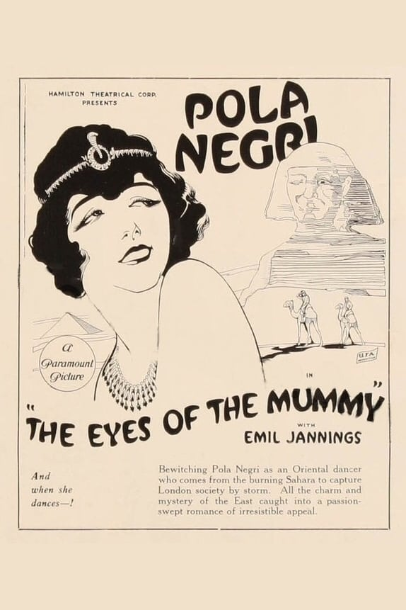 The Eyes of the Mummy (1918)