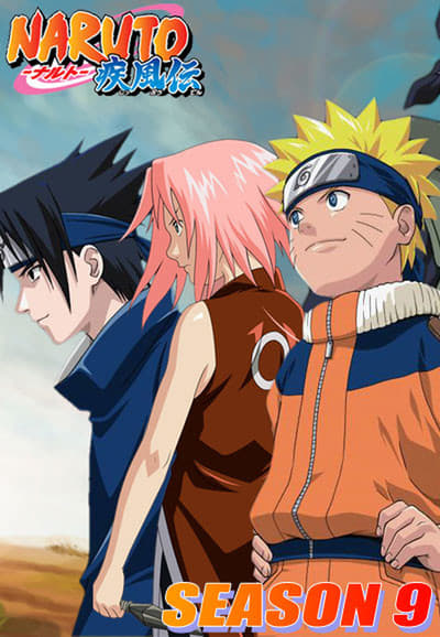 Naruto Shippuden 9º Temporada (2007) Blu-Ray 720p Download Torrent Legendado