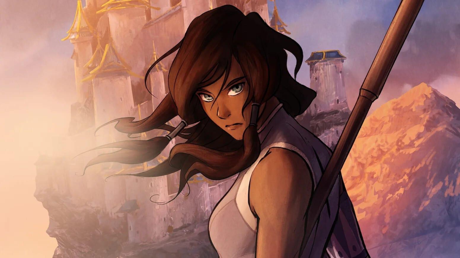 Maak kans op de complete serie van The Legend of Korra