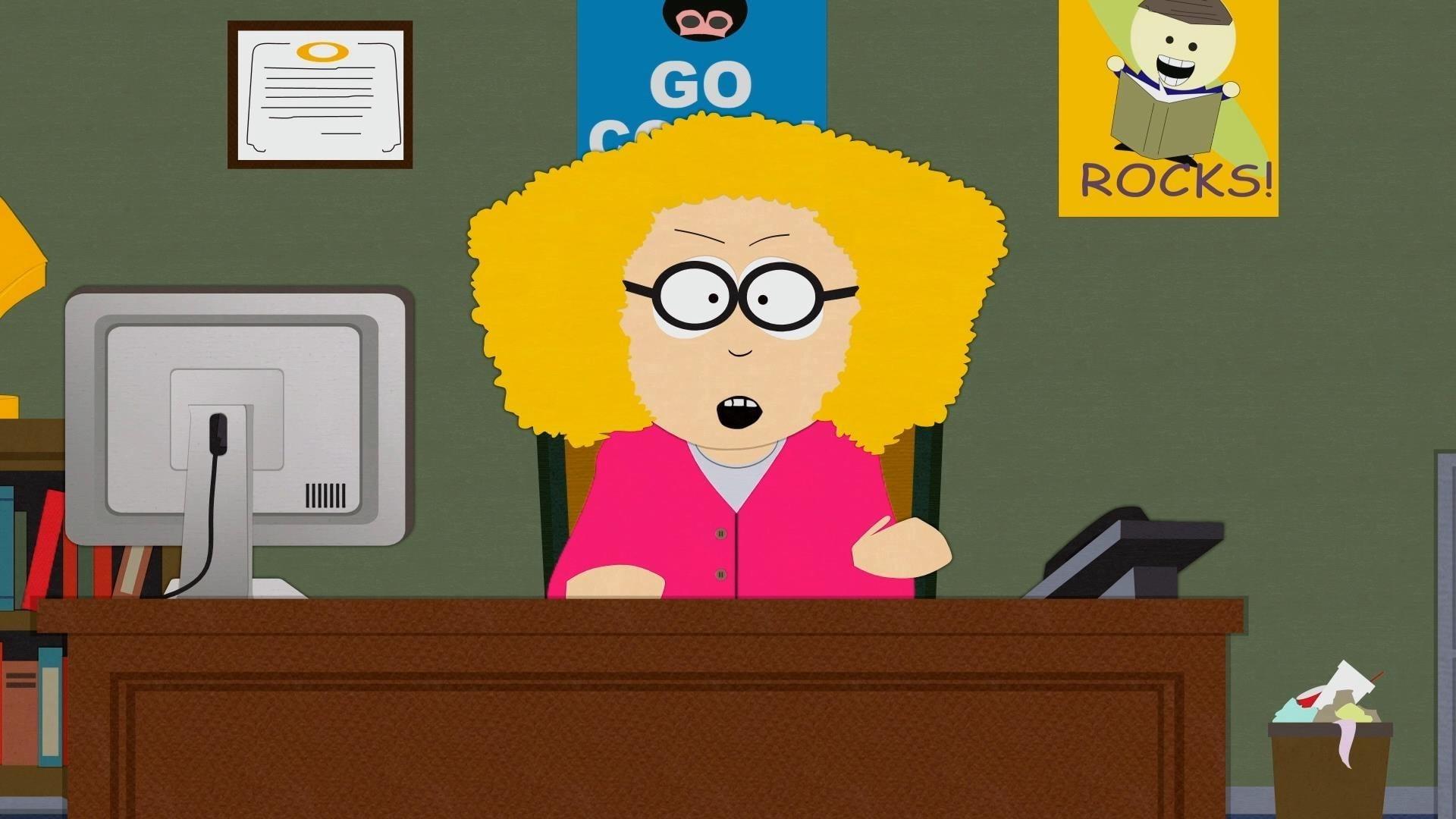 South Park Season 15 :Episode 4  T.M.I.