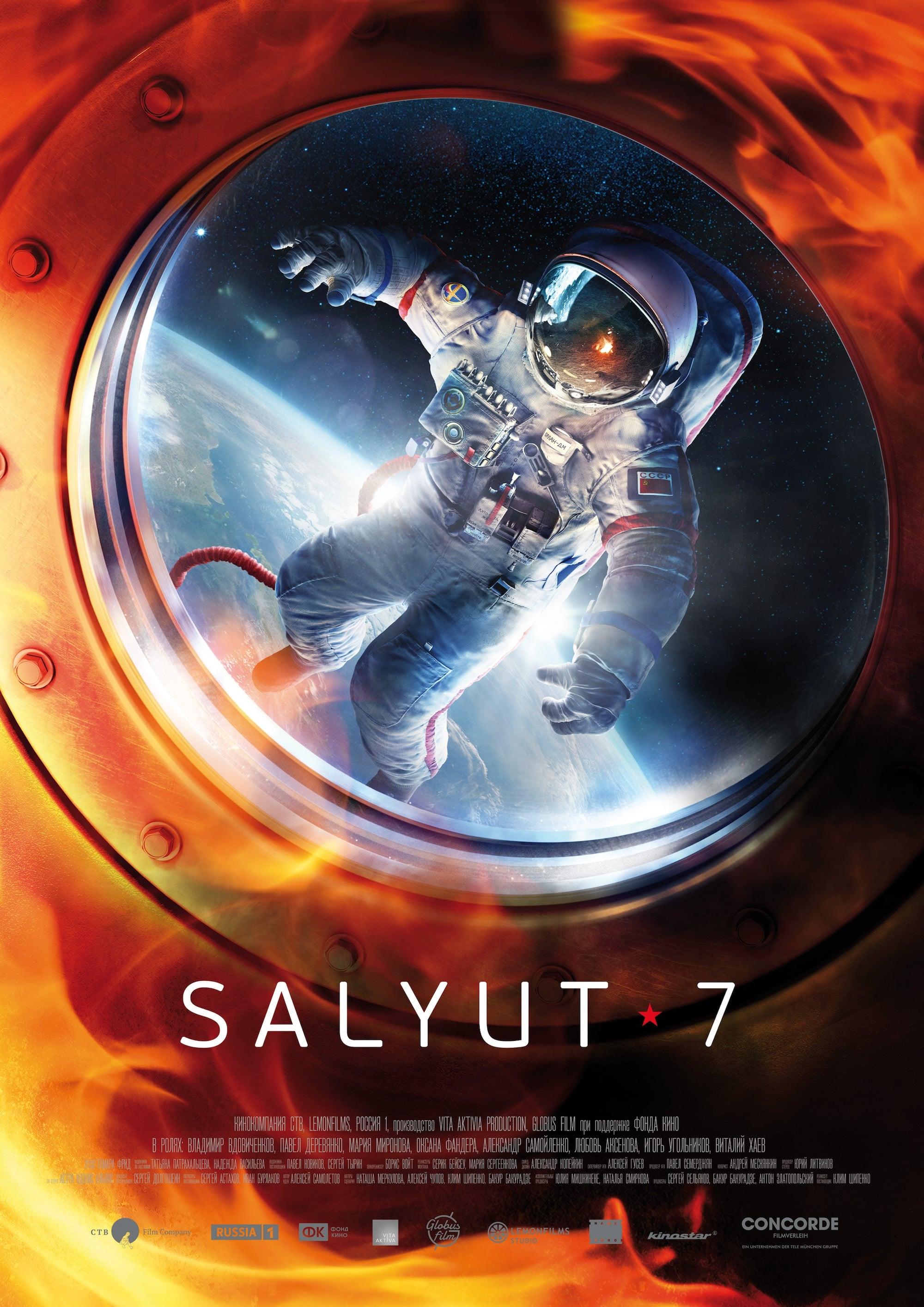 Salyut 7 2017 1080p Türkçe Film indir