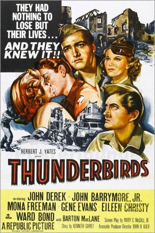 Ver Thunderbirds Online HD Español (1952)