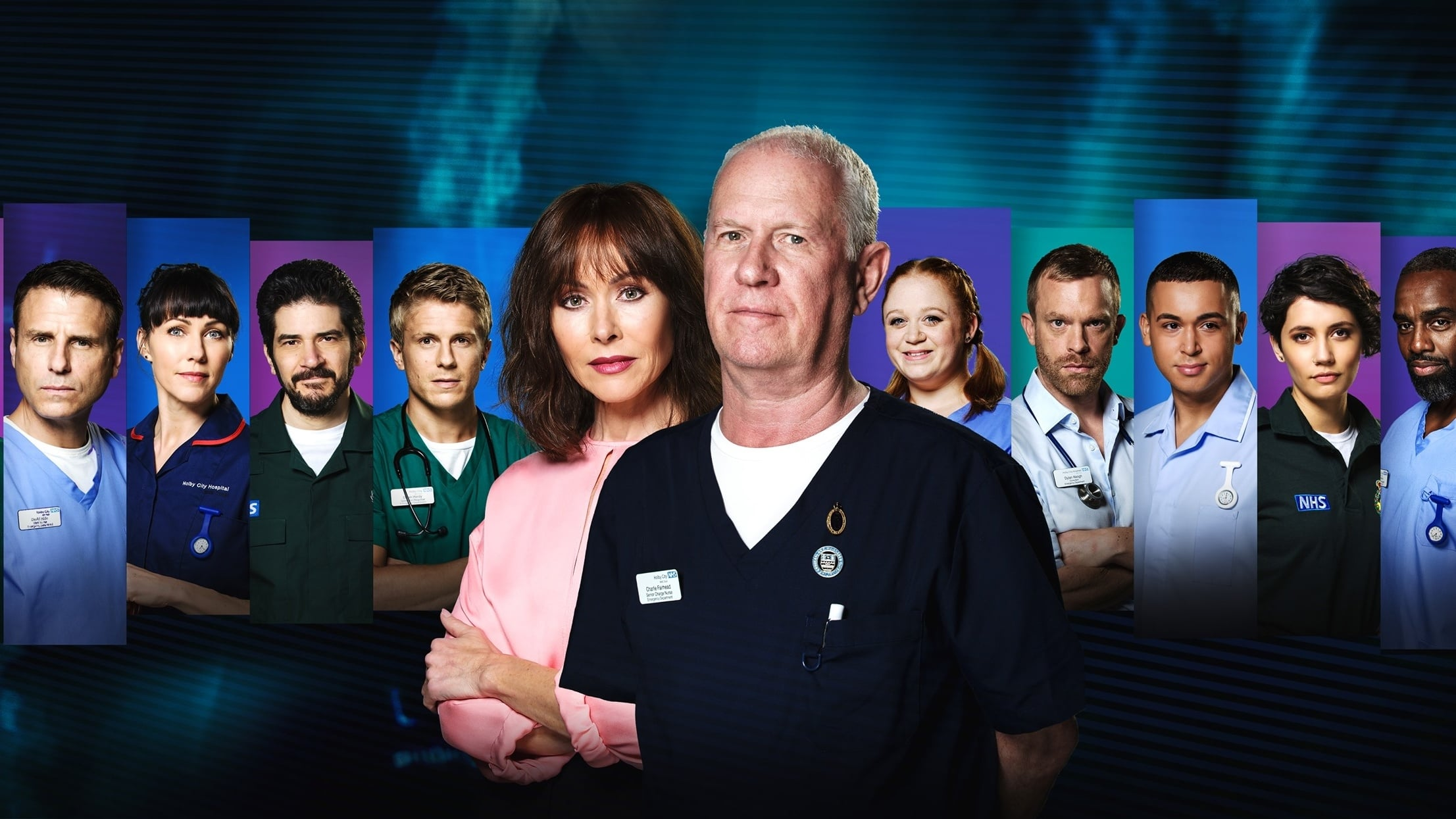 Casualty - Season 14 Episode 10 : Benny and the Vets: Part One