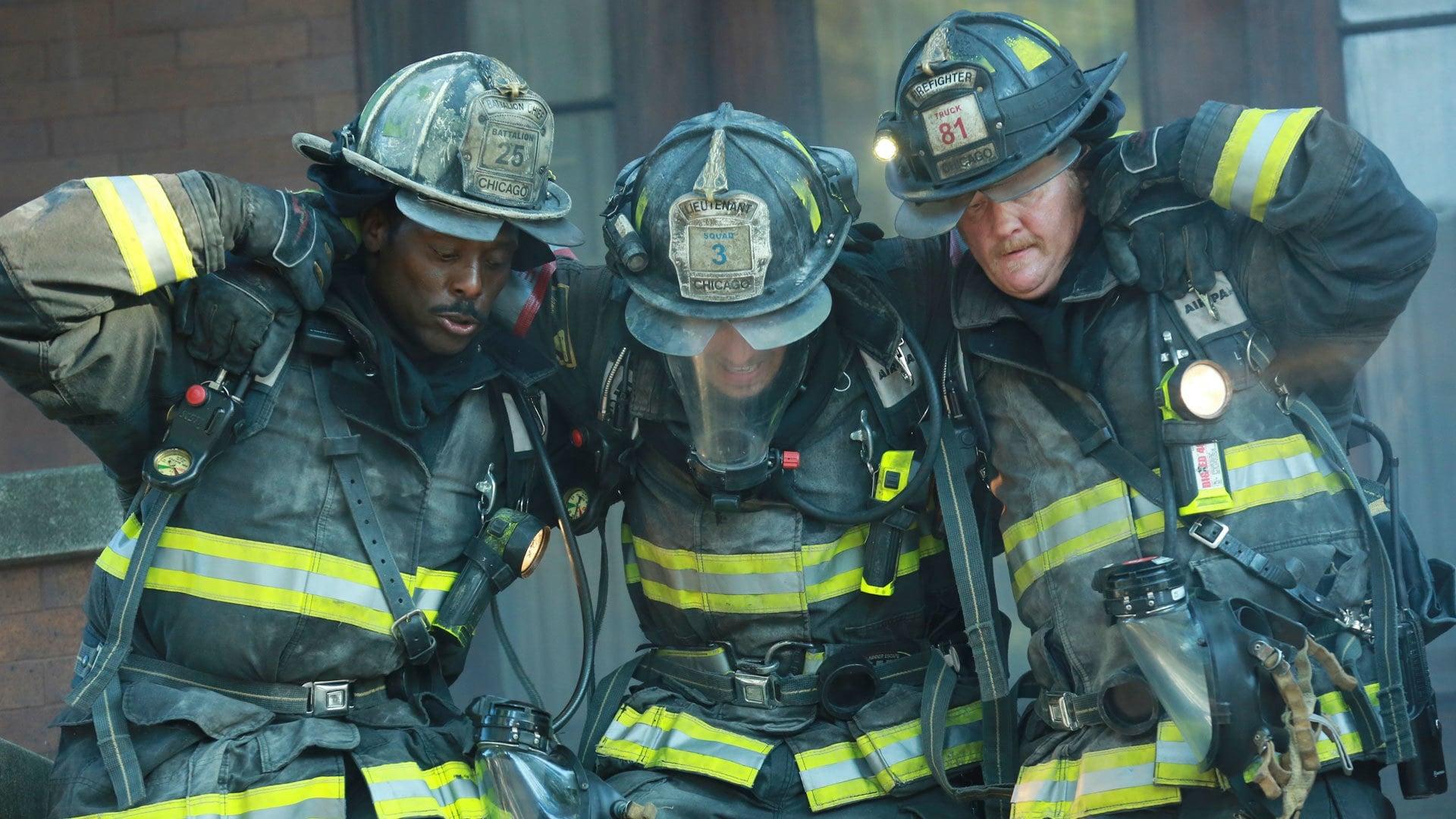 Chicago Fire Season 2 :Episode 1  A Problem House