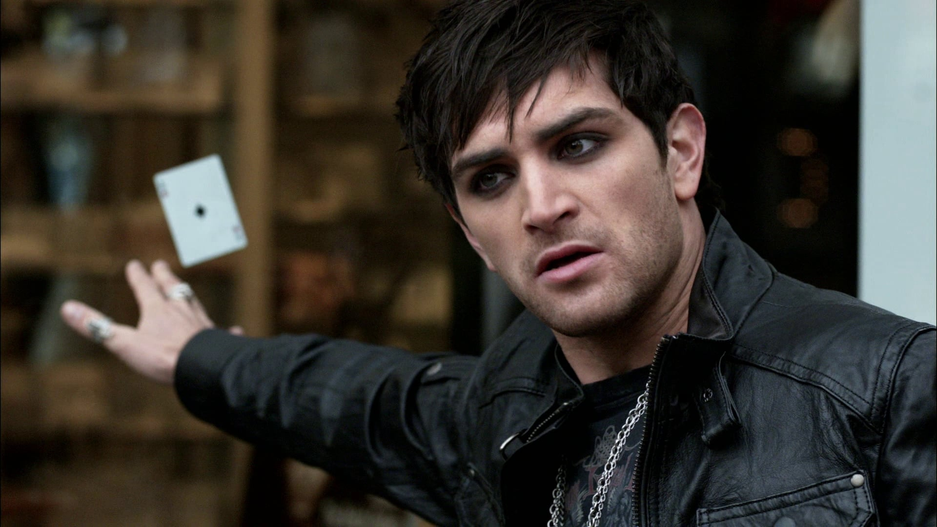 Supernatural - Season 4 Episode 12 : Criss Angel Is A Douchebag