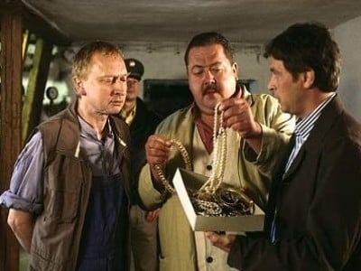 Die Rosenheim-Cops Season 5 :Episode 10  Diebstahl als Alibi