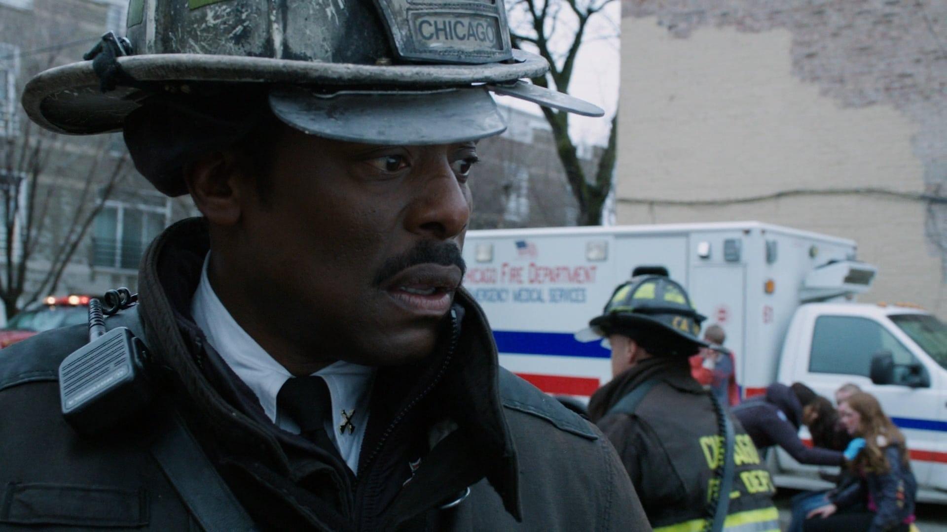 Chicago Fire Season 1 :Episode 22  Anführer führen von vorne