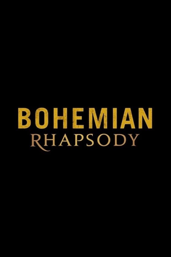 Poster and image movie Film Bohemian Rhapsody - Bohemian Rhapsody 2018