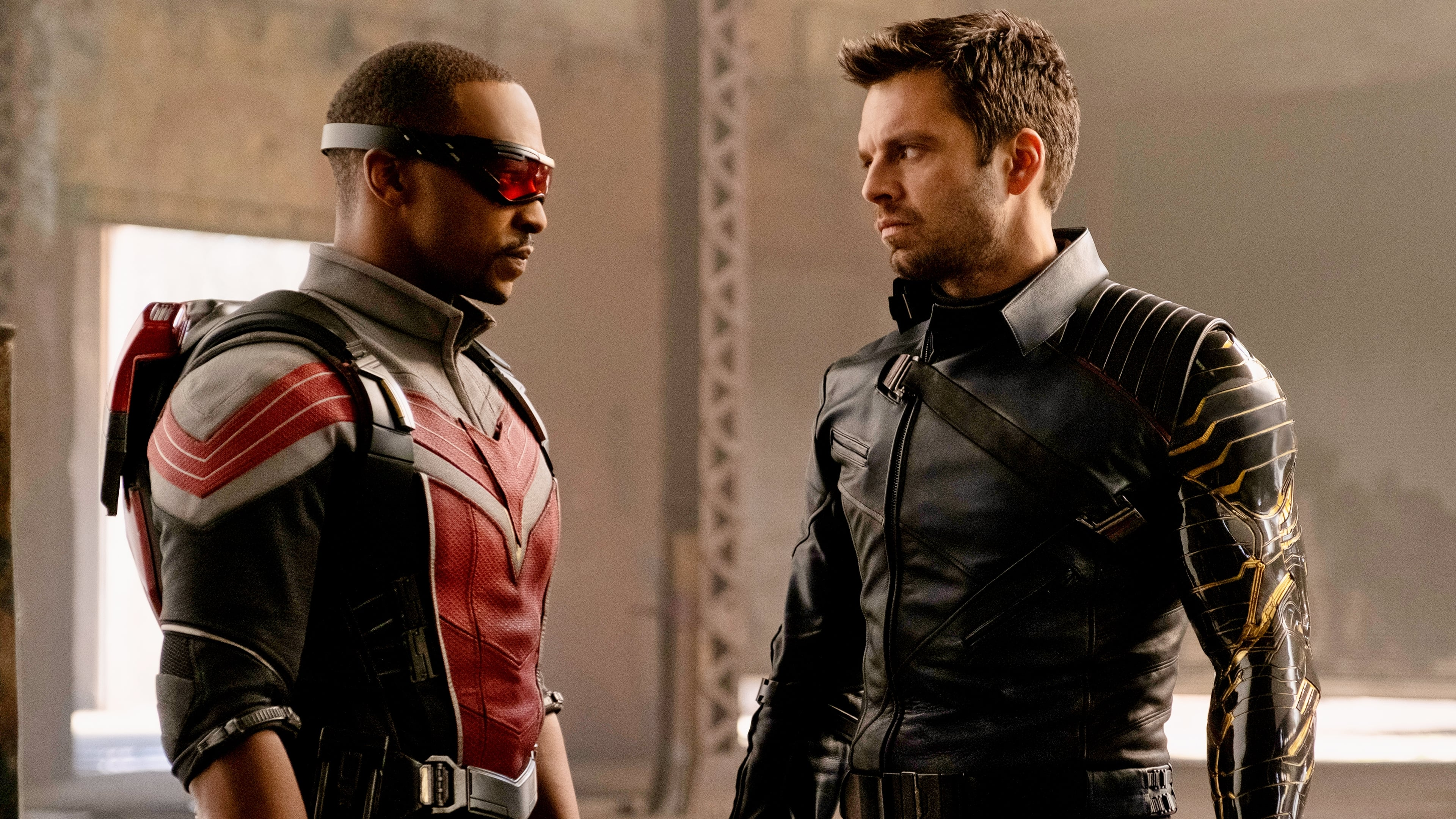 The Falcon and the Winter Soldier Season 1 :Episode 2  The Star-Spangled Man