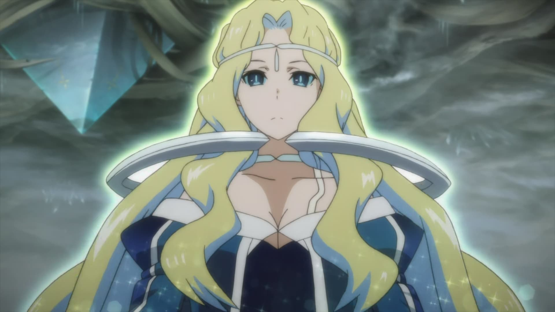 Sword Art Online Season 2 :Episode 15  The Queen of the Lake