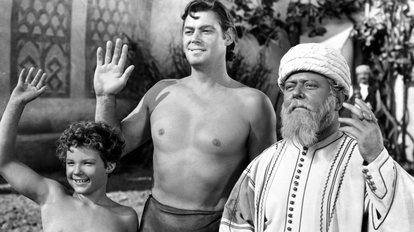 Tarzan's Desert Mystery Trailer