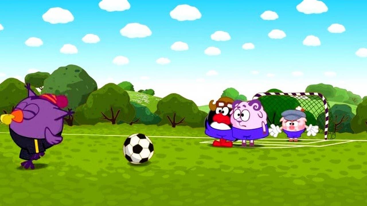 Kikoriki Season 1 :Episode 58  Soccer Game, 2nd Half