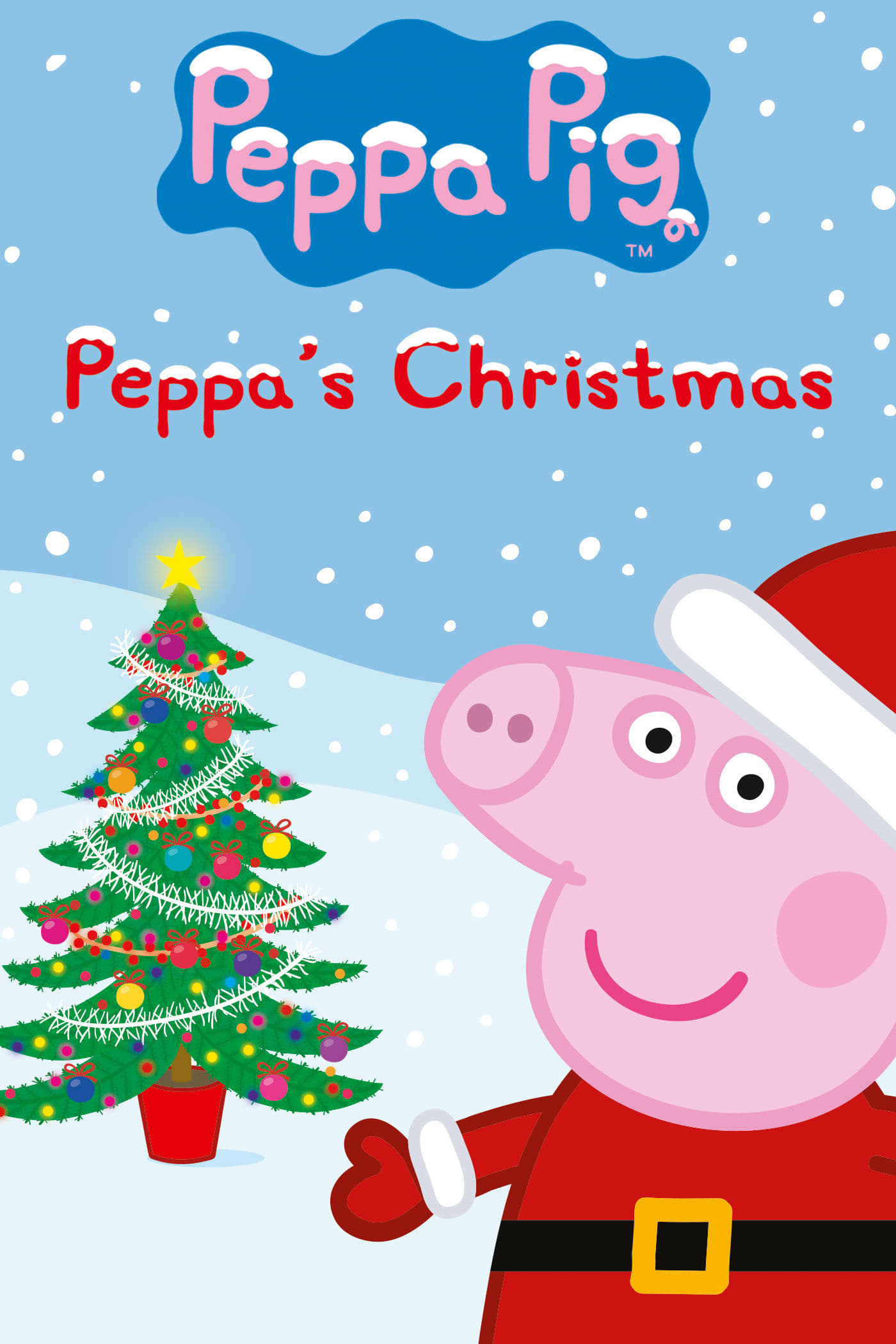 Peppa Pig: Peppa's Christmas (2015)