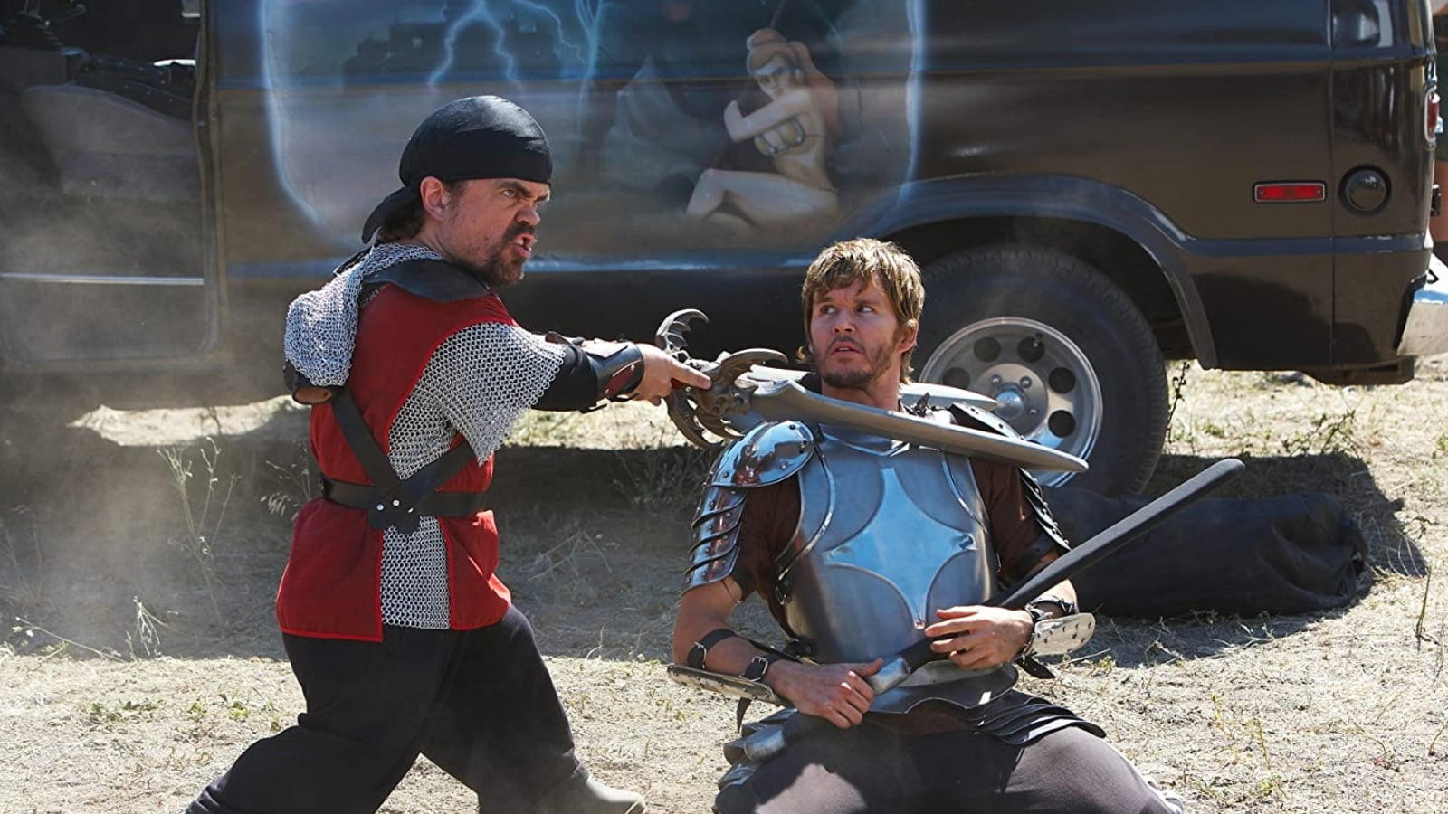 Knights of Badassdom (2013)