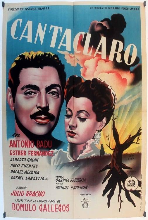 Ver Cantaclaro Online HD Español (1946)