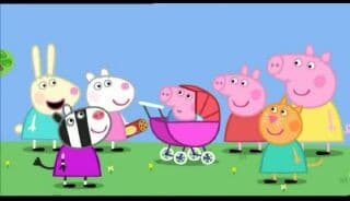 Peppa Pig Season 2 :Episode 39  The Baby Piggy