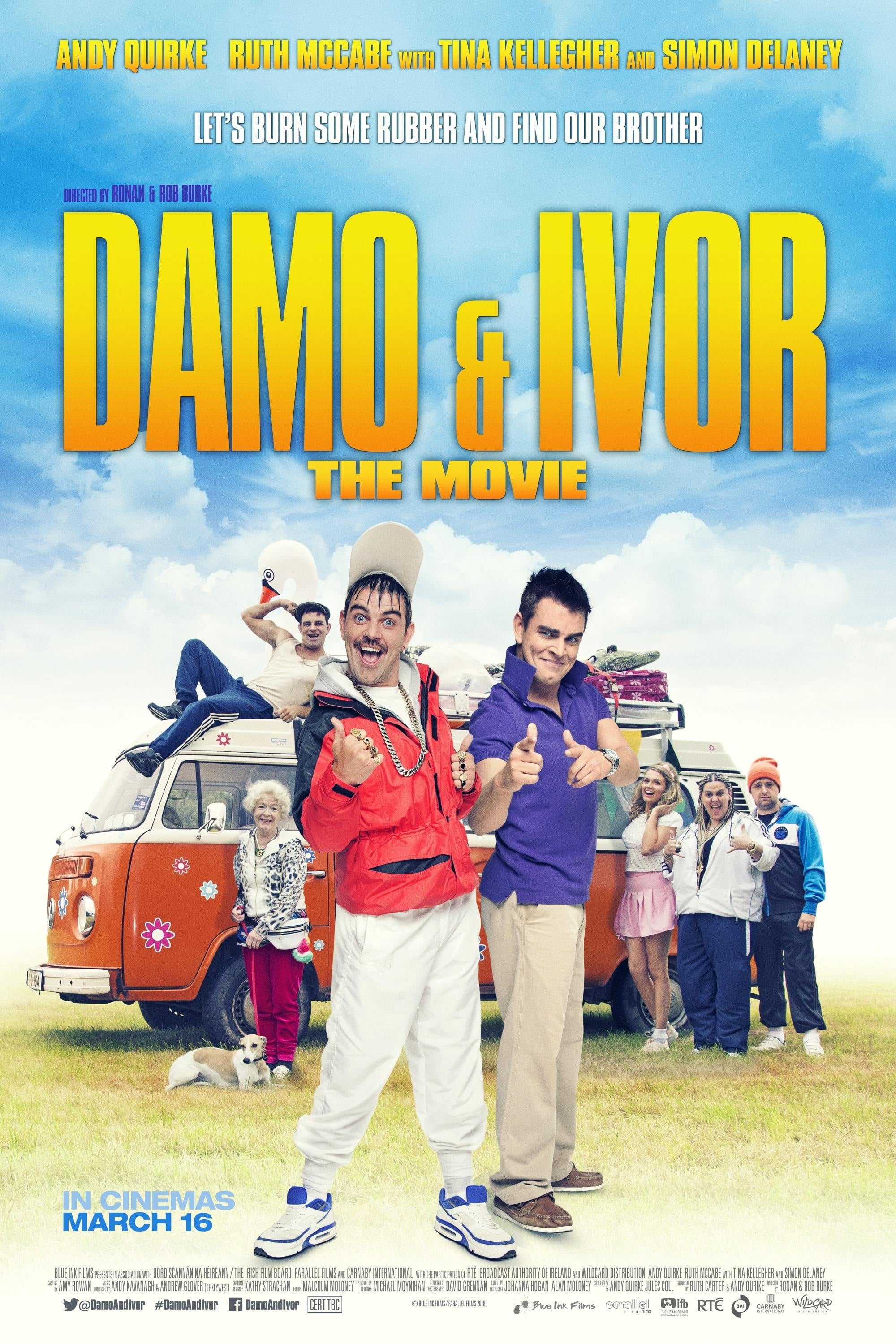 Ver Damo & Ivor: The Movie Online HD Español (2018)