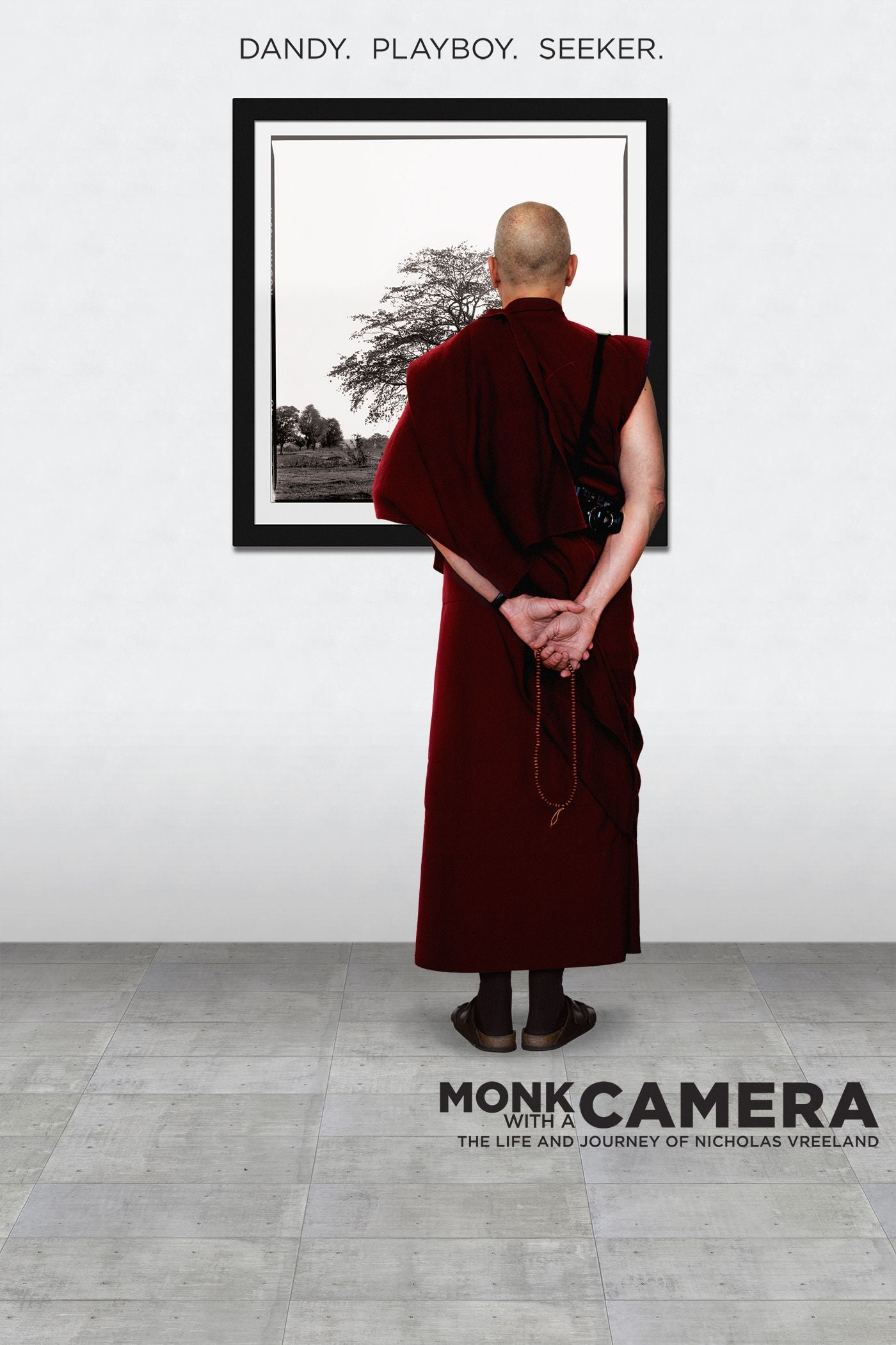 Monk With a Camera (2014)