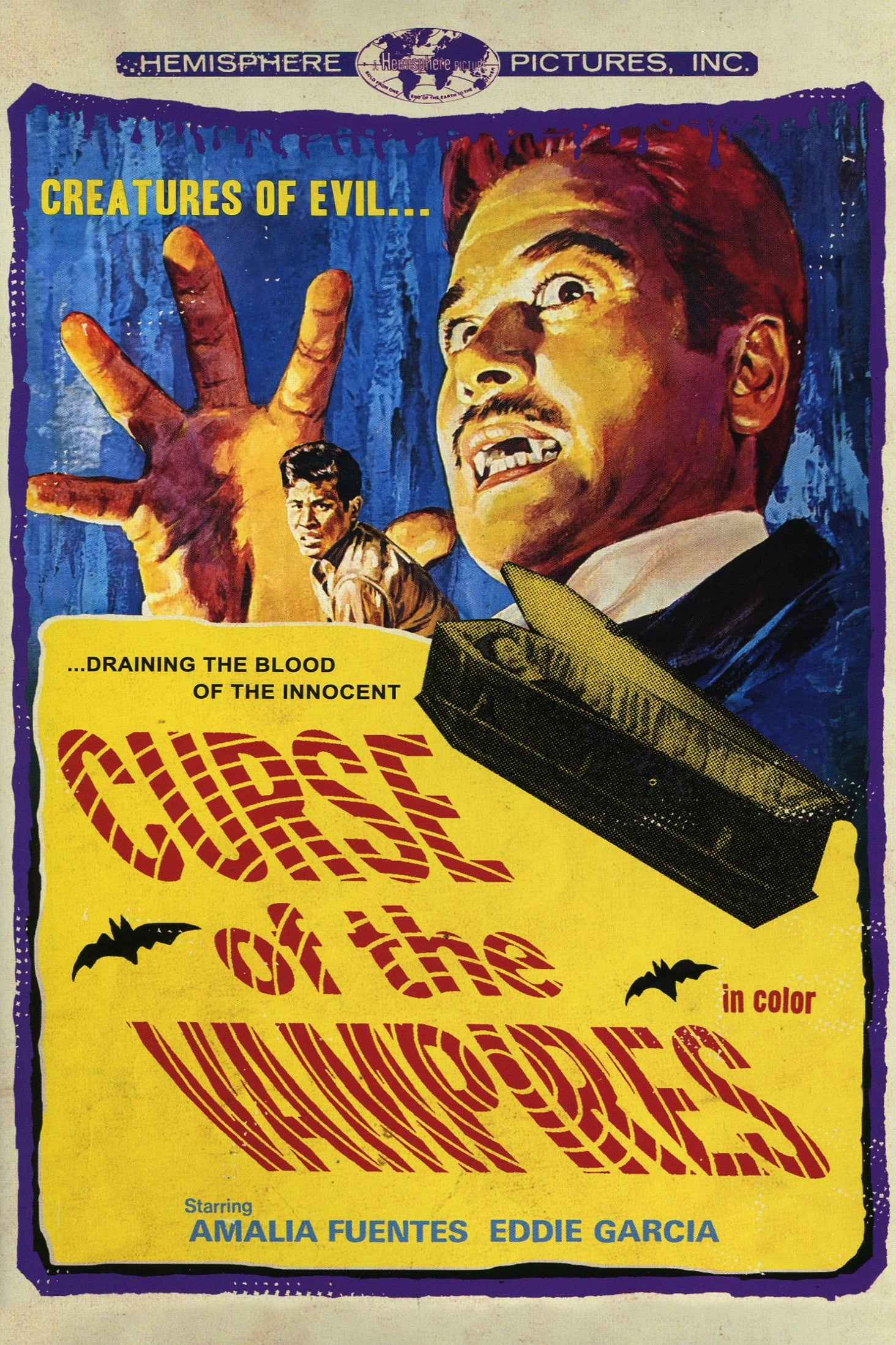 Curse of the Vampires on FREECABLE TV