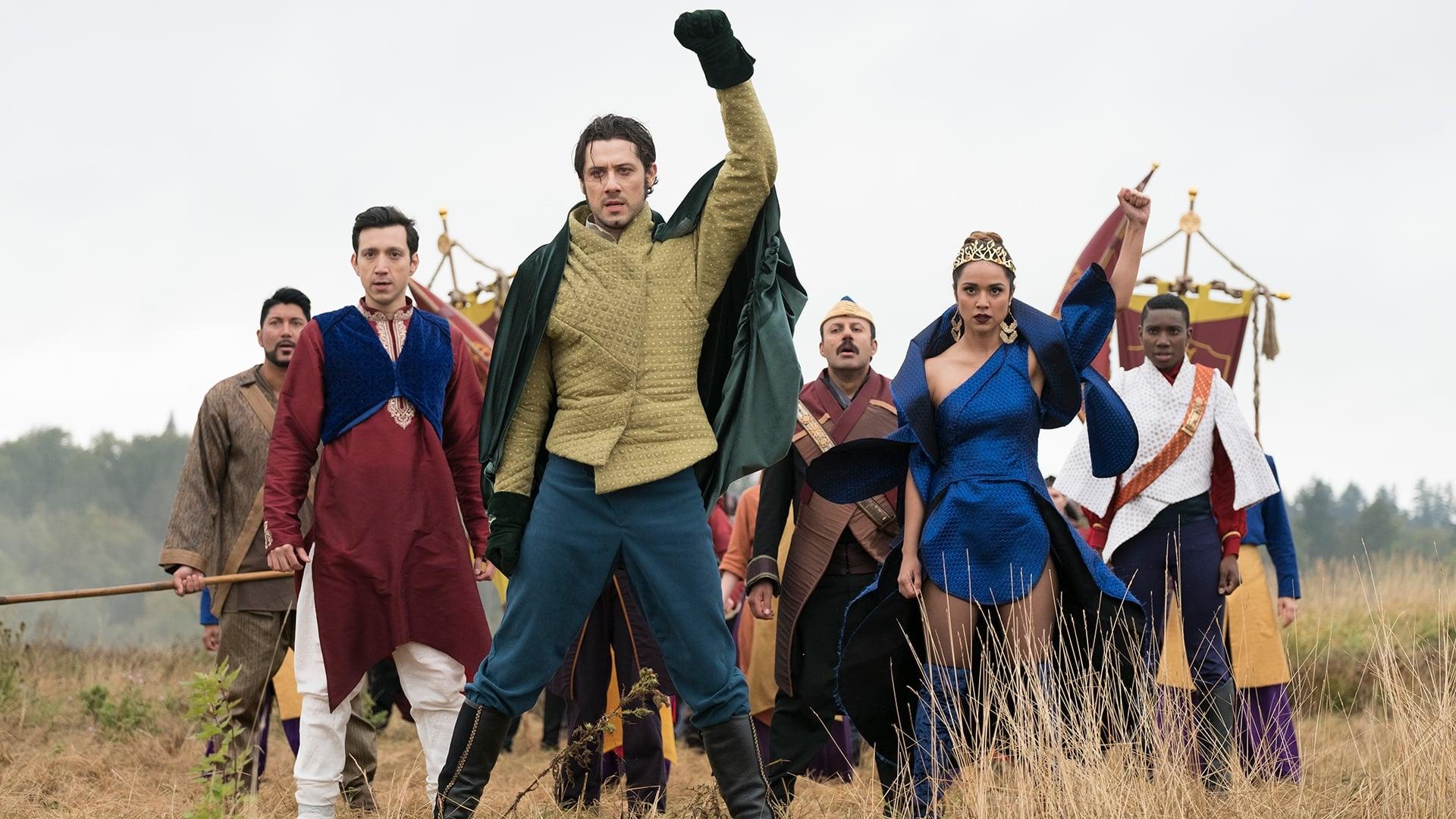 The Magicians Season 2 :Episode 9  Lesser Evils