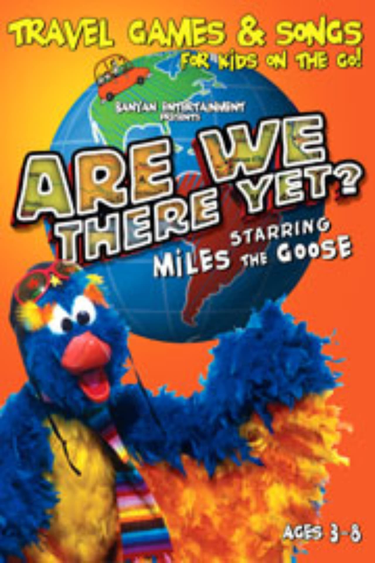 Are We There Yet? Starring Miles the Goose