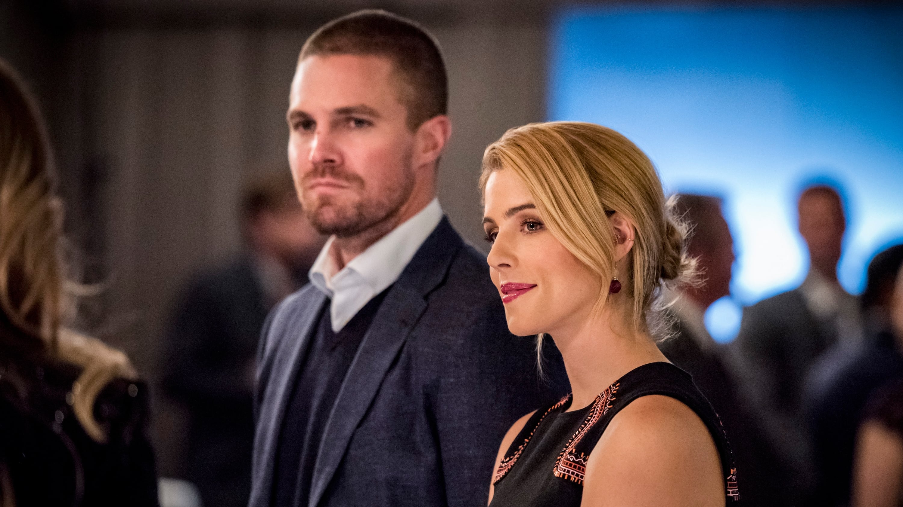 Arrow Season 7 :Episode 8  Unmasked