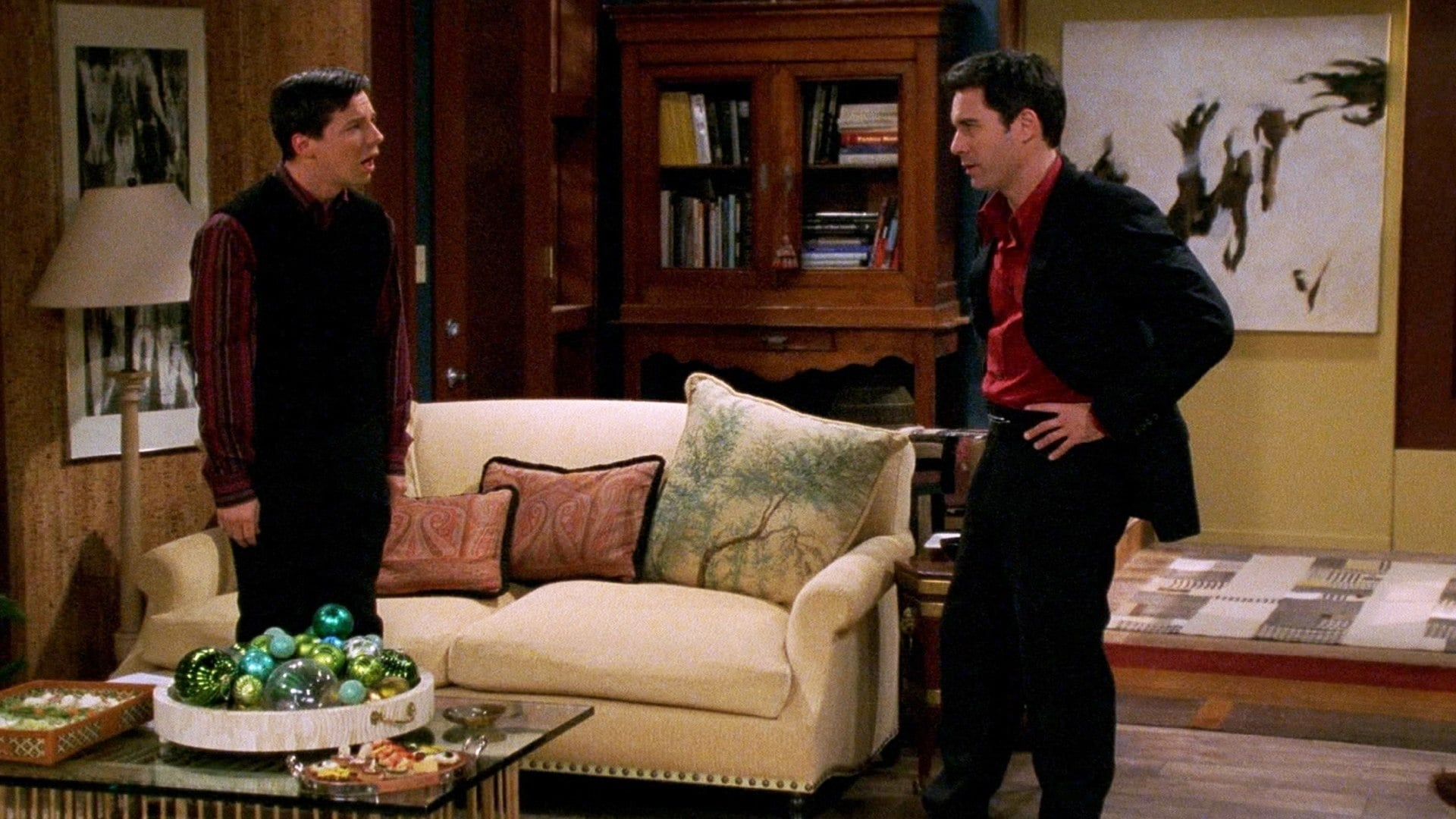 Will & Grace Season 8 :Episode 9  A Little Christmas Queer