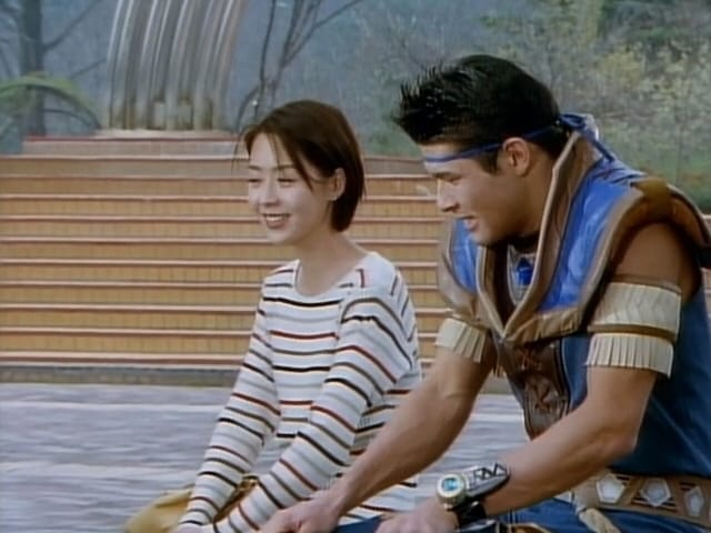 Super Sentai Season 22 :Episode 11  A Warrior's Sincerity