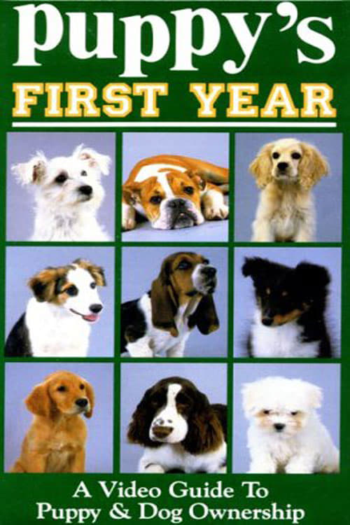 Ver Puppy's First Year Online HD Español ()