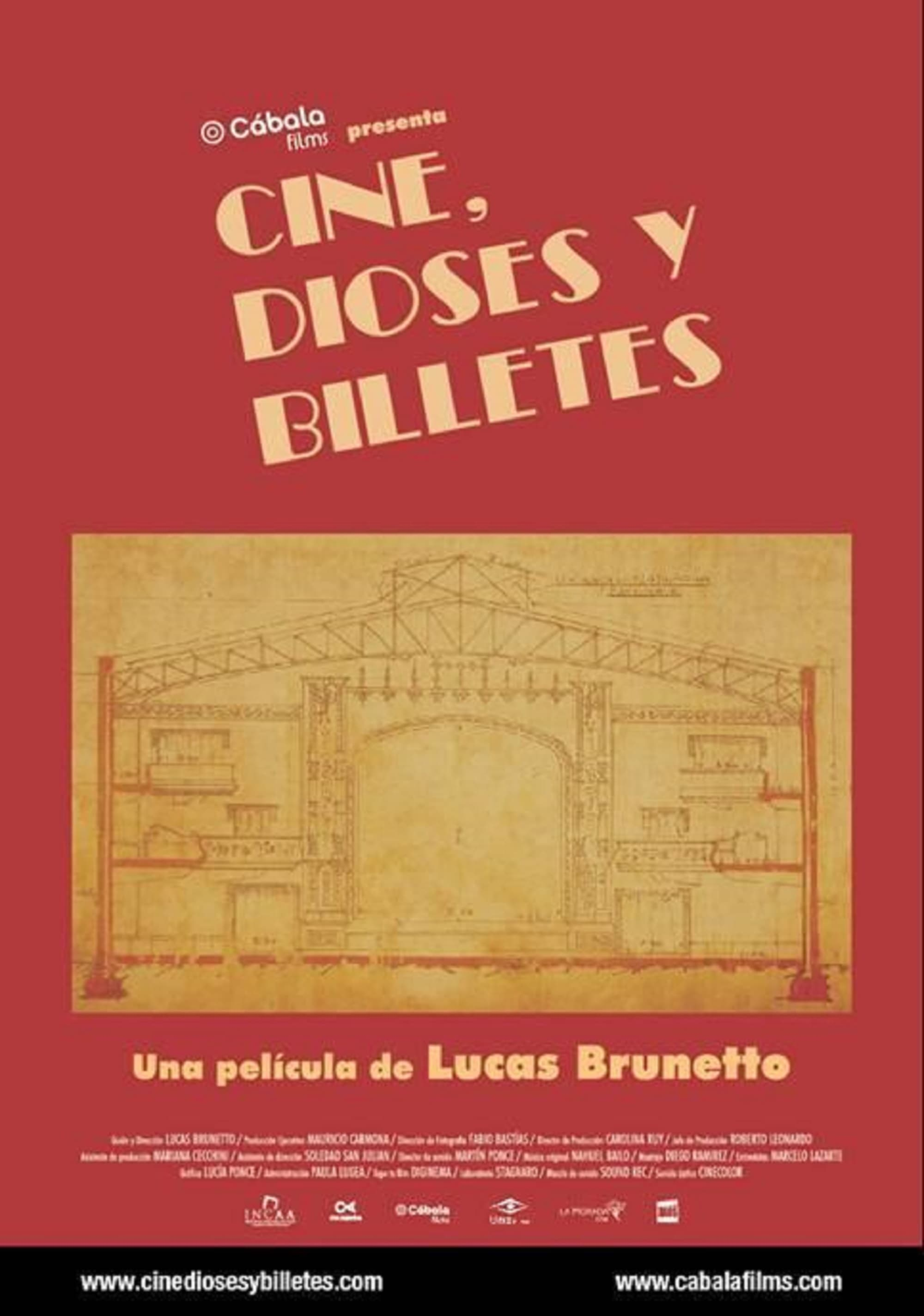 cine, Dioses Y Billetes (1970)