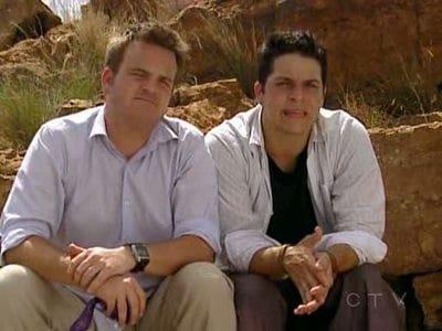 The Amazing Race Season 7 :Episode 7  They Saved the Eyeball