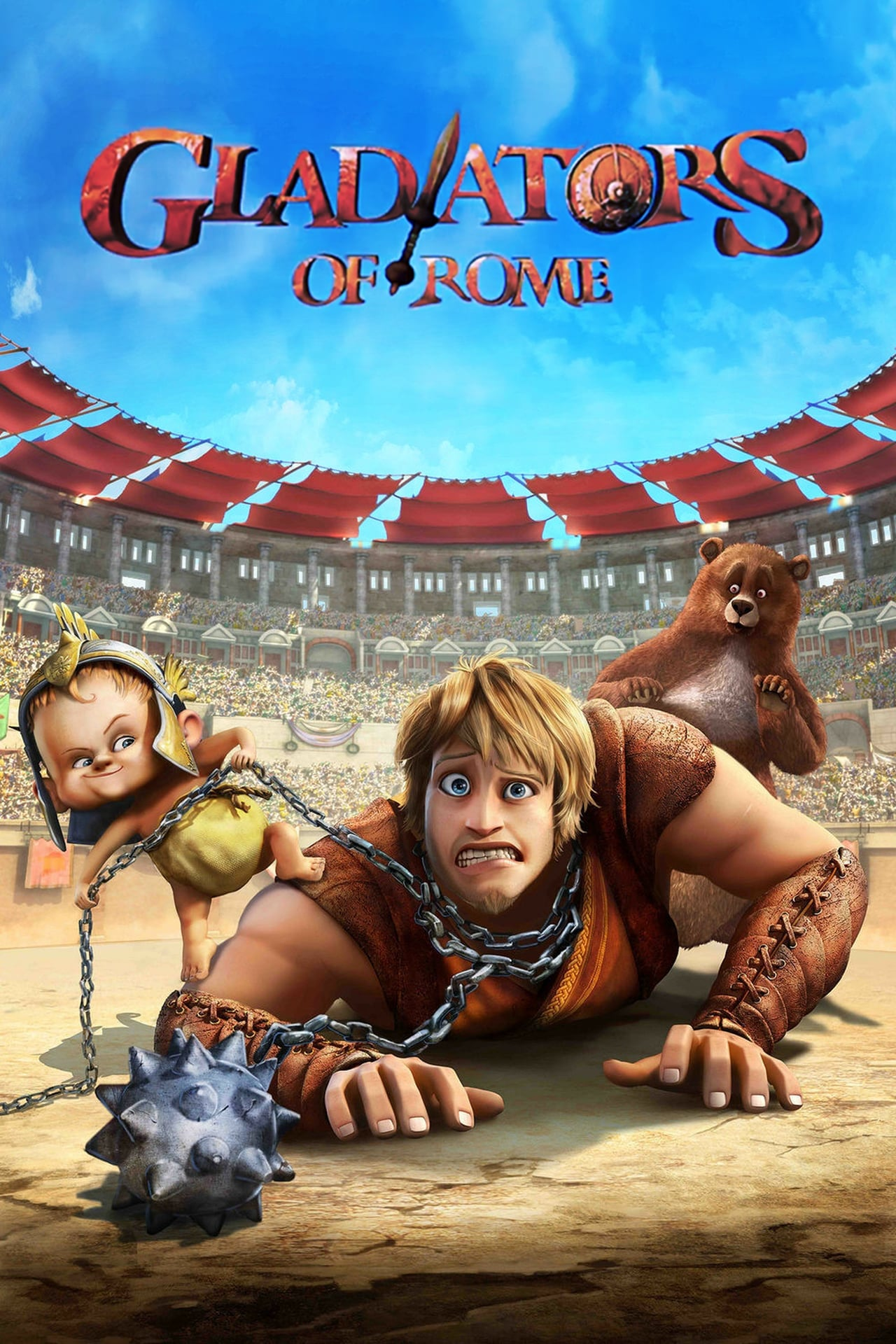 Gladiators of Rome on FREECABLE TV