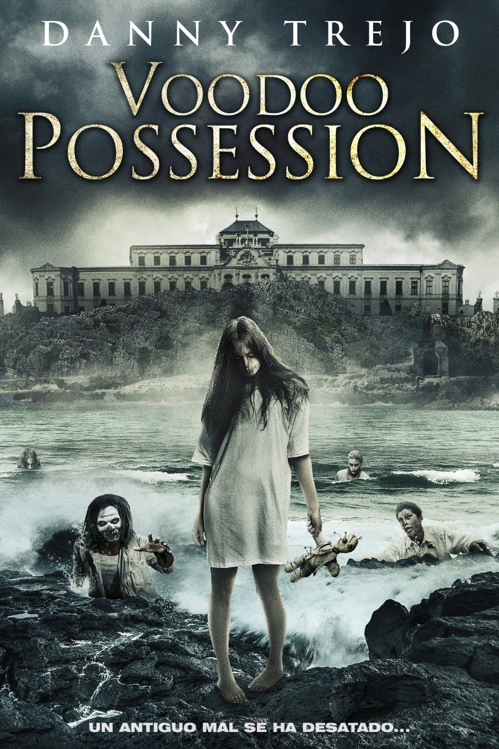 Póster Voodoo Possession