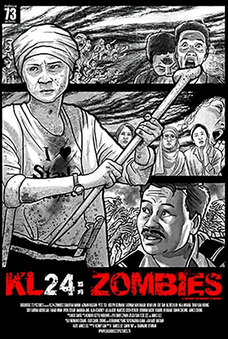KL24: Zombies on FREECABLE TV