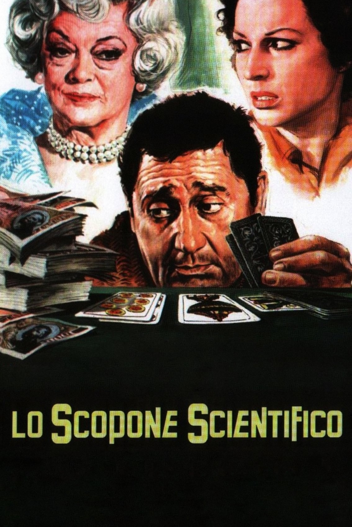 The Scopone Game (1972)