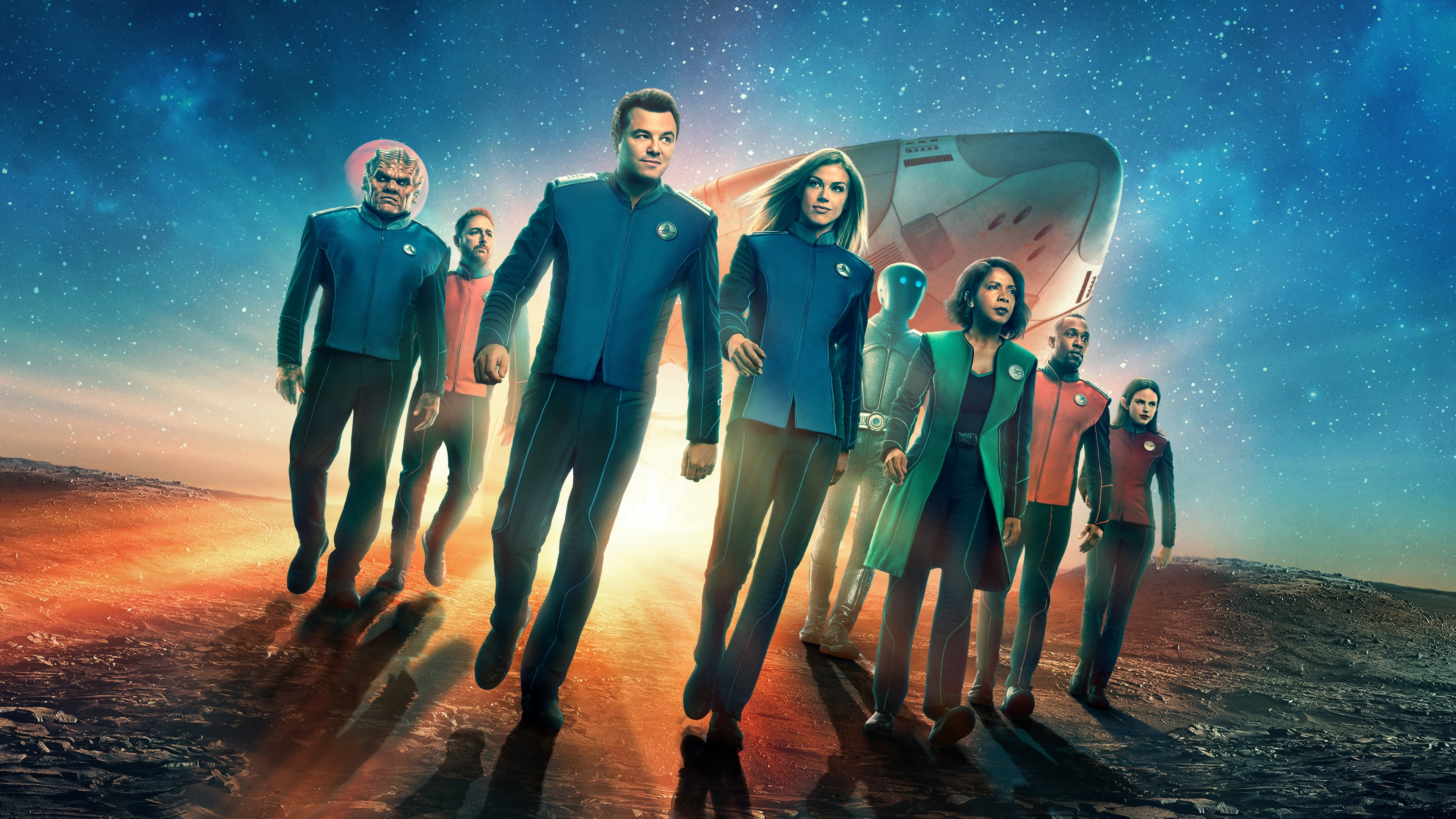 Watch The Orville