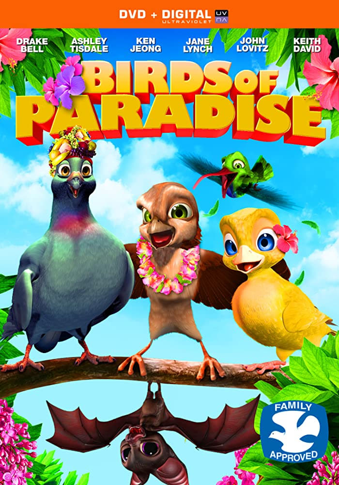 Birds of Paradise on FREECABLE TV
