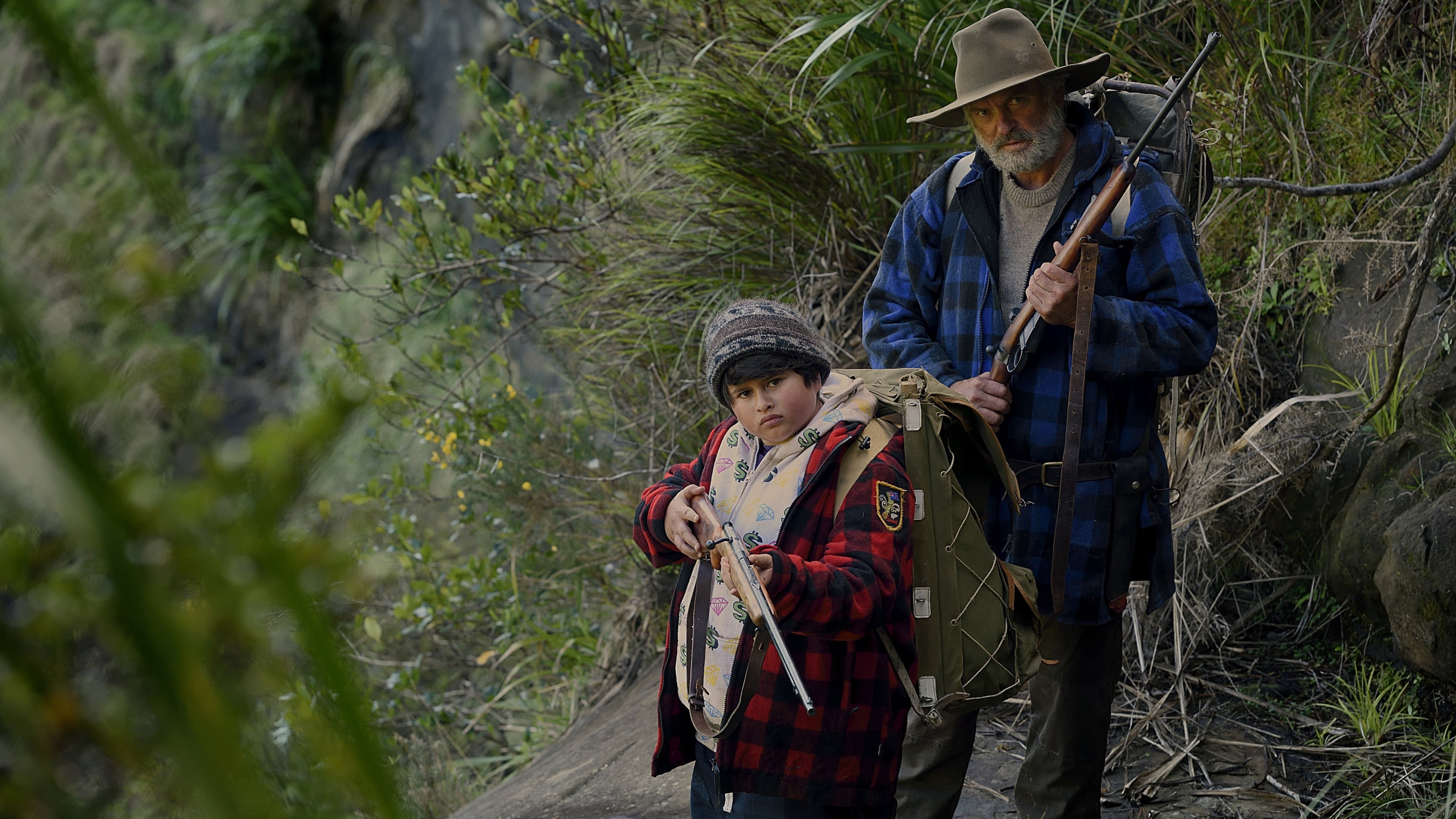 stream hunt for the wilderpeople online free