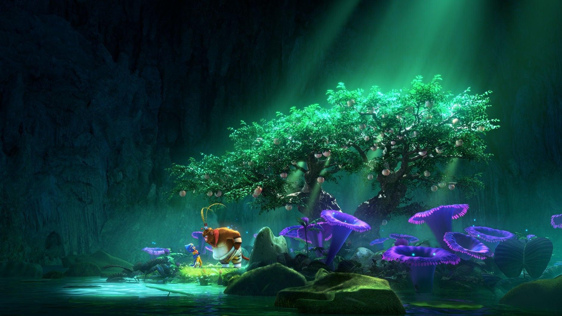 El Rey Mono: Una aventura mágica