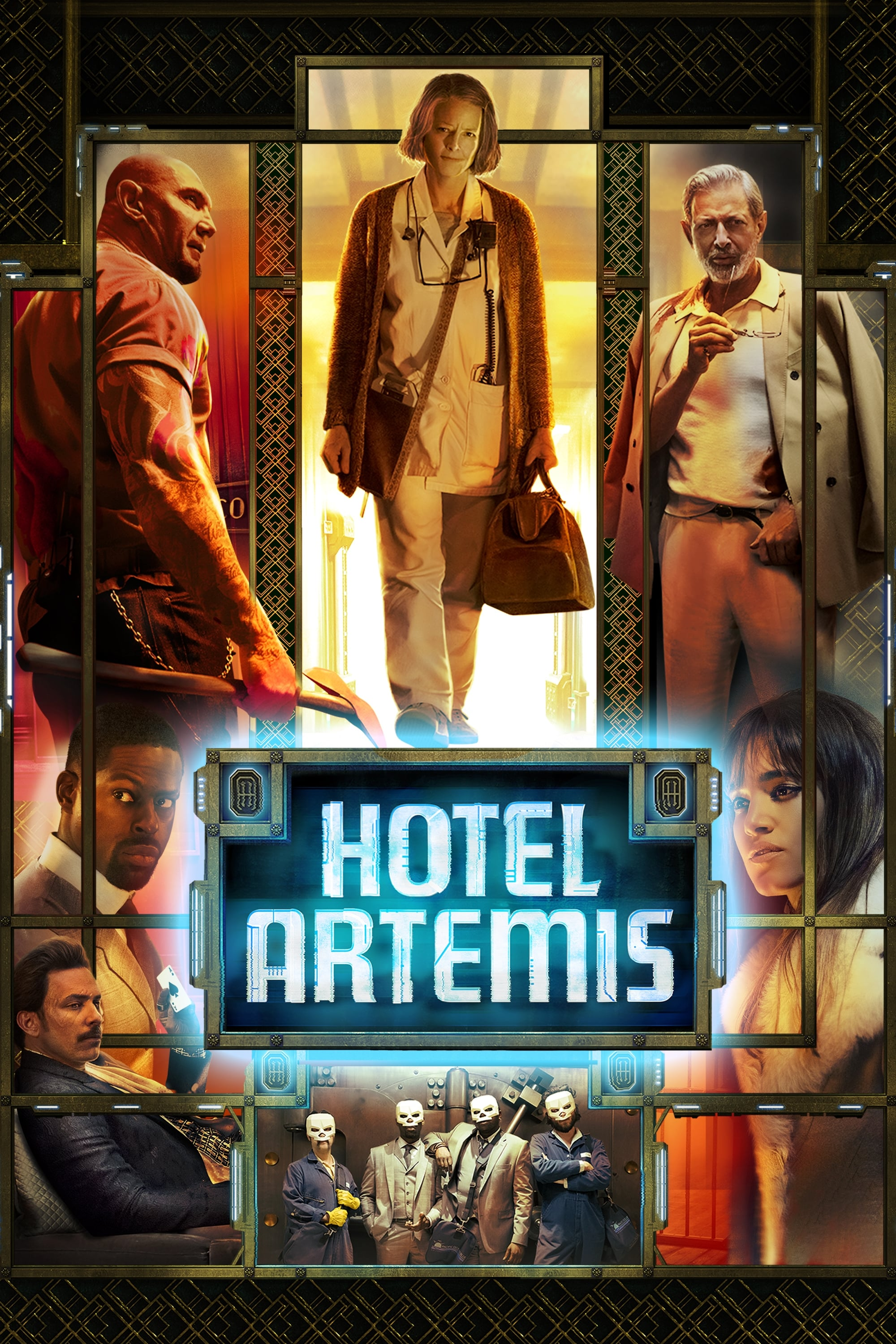 Hotel Artemis Stream Deutsch