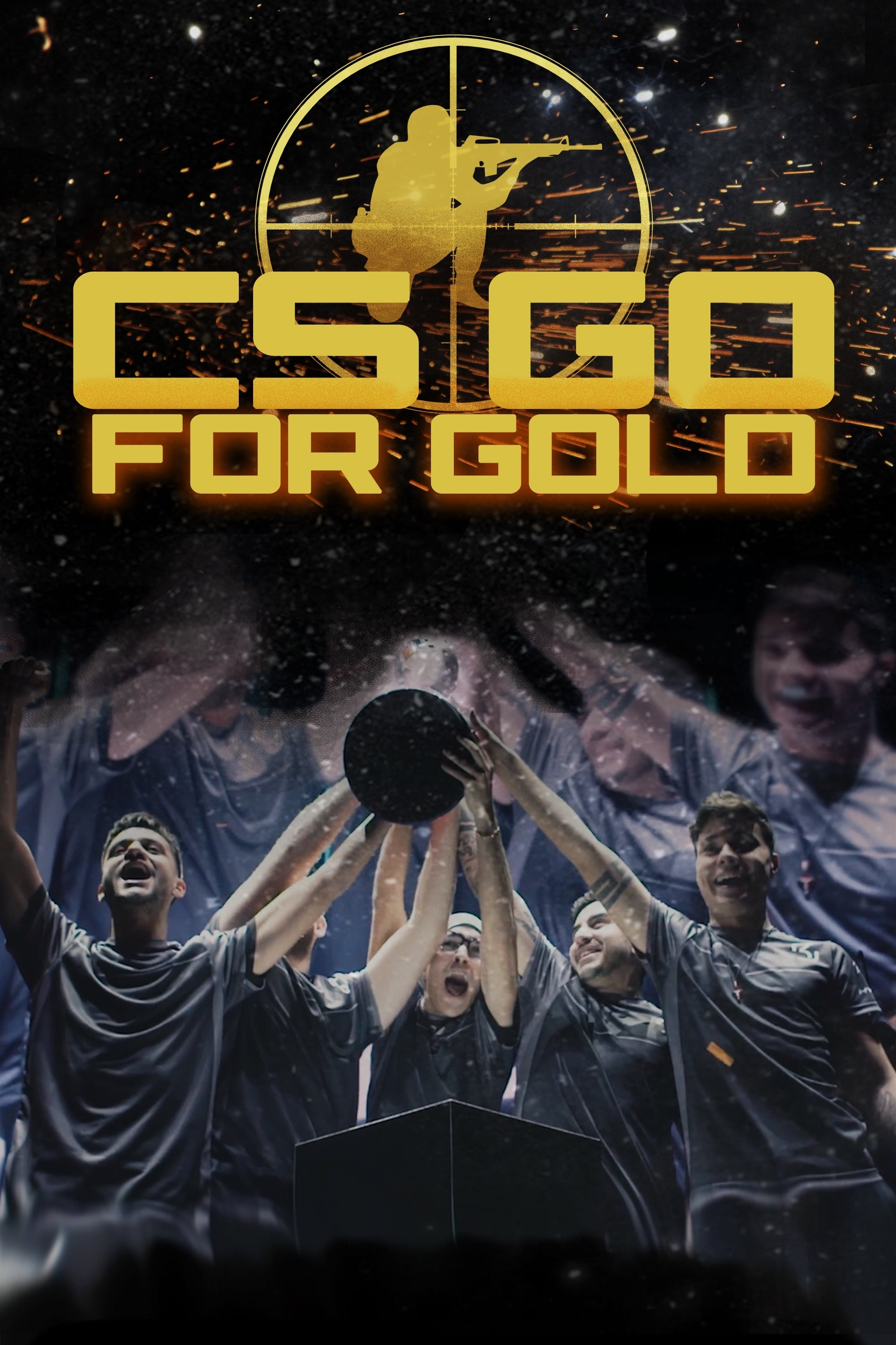 CS: Go for Gold on FREECABLE TV