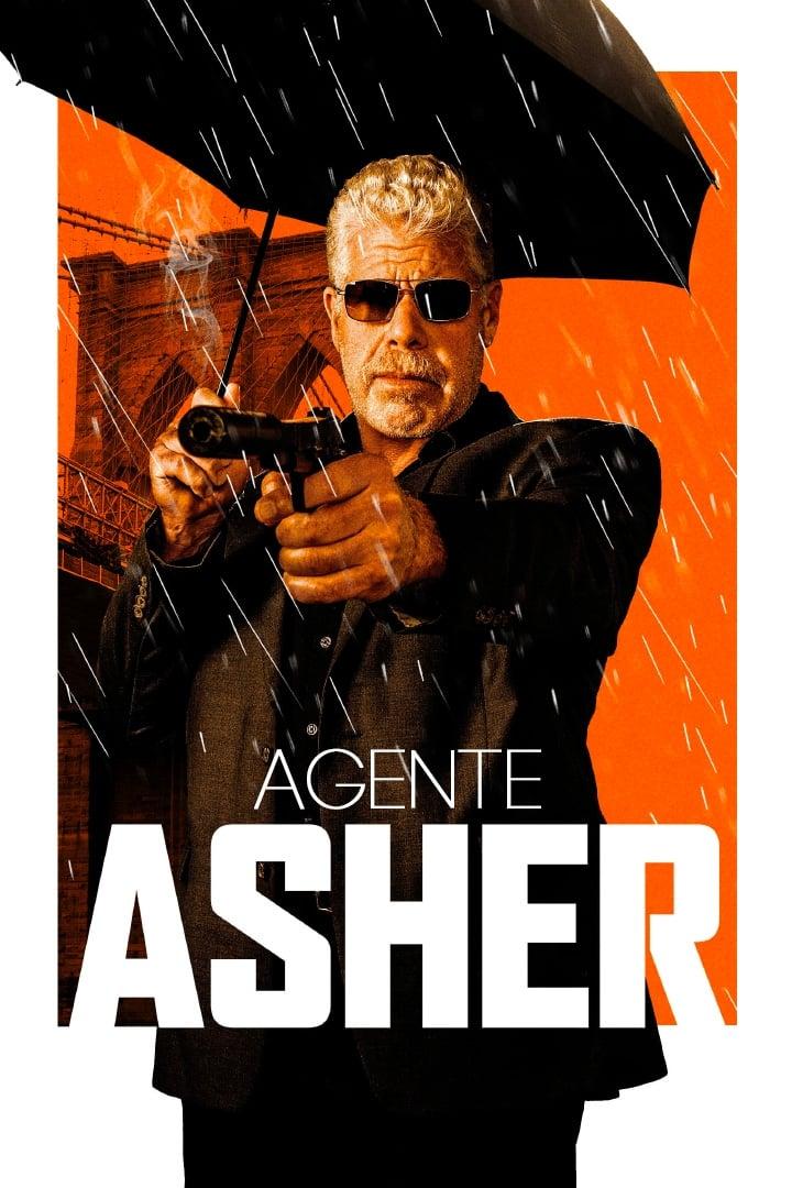 assistir filme agente asher