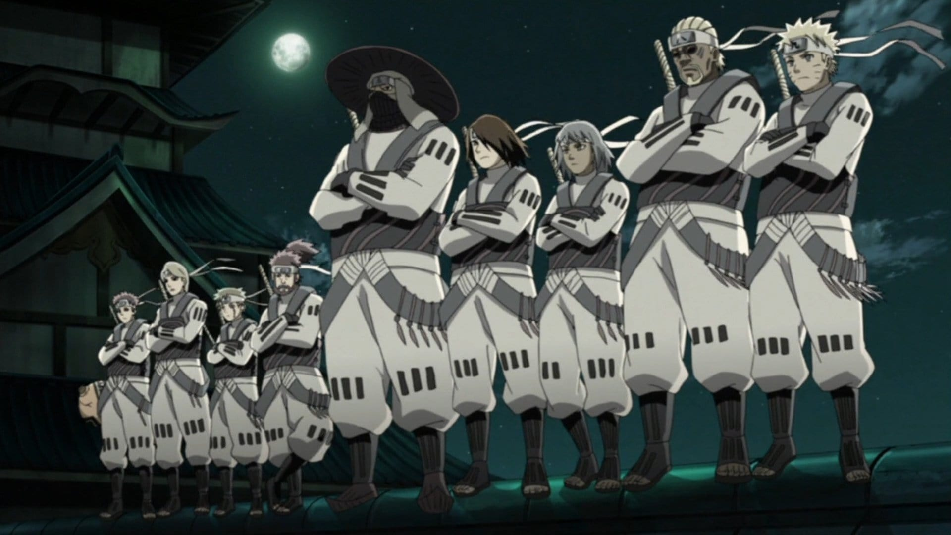 Naruto Shippūden Season 20 :Episode 430  Killer Bee's Rap Chronicles: Scroll of Earth