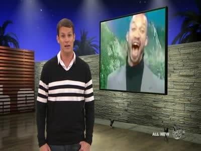 Tosh.0 Season 2 :Episode 20  Angry Black Preacher