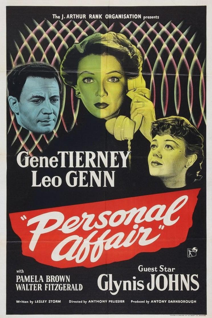 Personal Affair (1953)