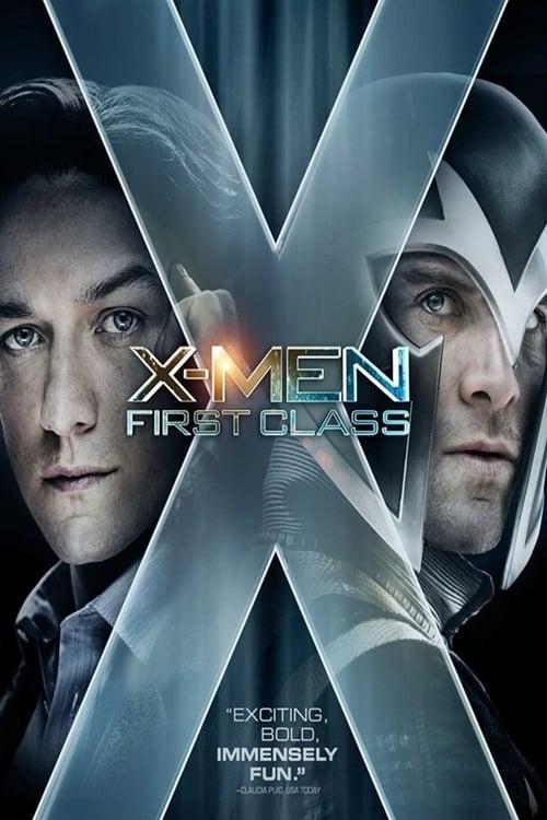 Children of the Atom: Filming X-Men: First Class