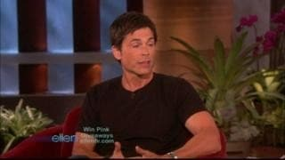 The Ellen DeGeneres Show Season 7 :Episode 22  Rob Lowe