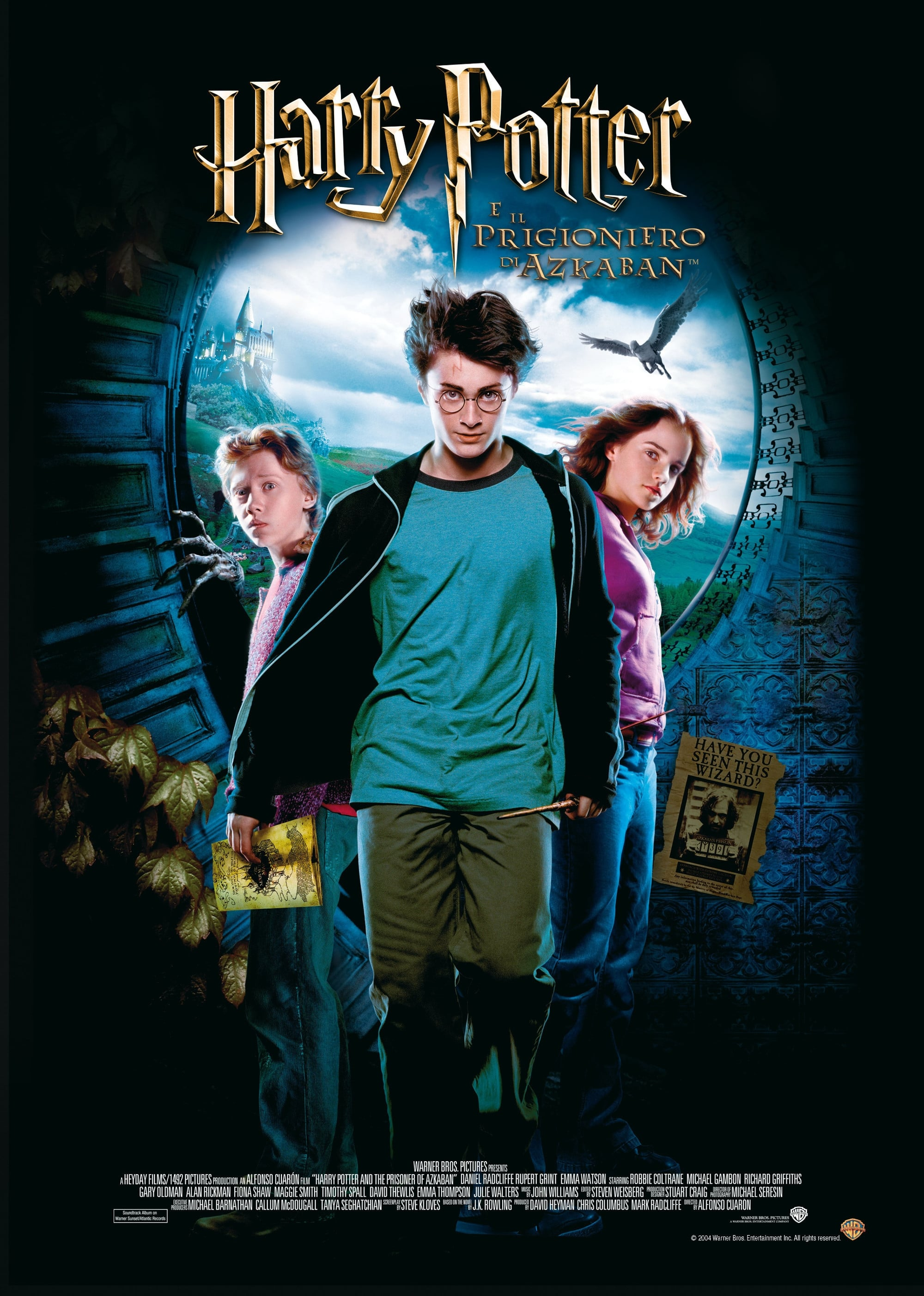 Harry Potter Askaban Stream
