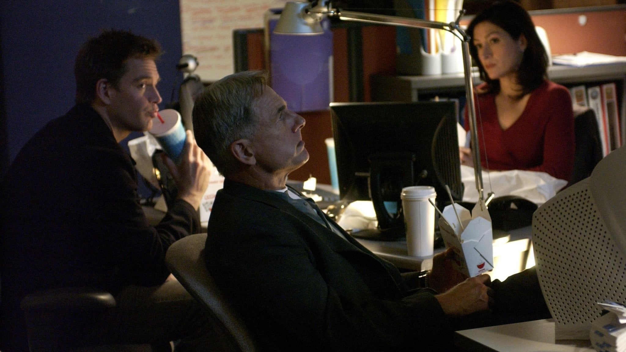 NCIS Season 2 :Episode 9  Forced Entry