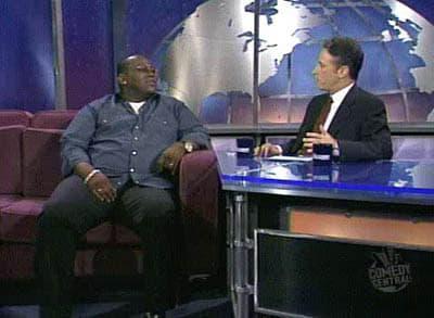 The Daily Show with Trevor Noah Season 8 :Episode 63  Randy Jackson